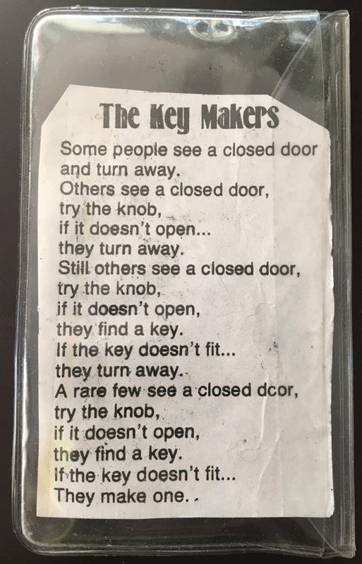 TheKeyMakers